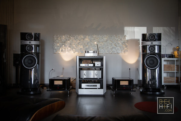 Ultra High End : Analog Domain Evenement at BELHiFi