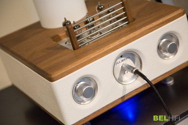 Auris Audio HA2-SE Headphone amp at BELHiFi