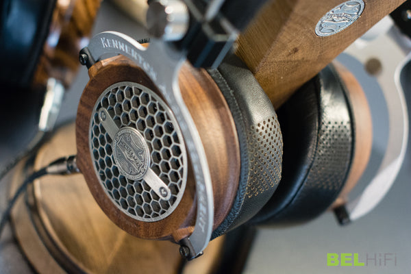 Kennerton Odin and Vali Headphones at BELHiFi