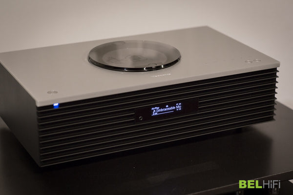 Technics SC-C70EG-S at BELHiFi