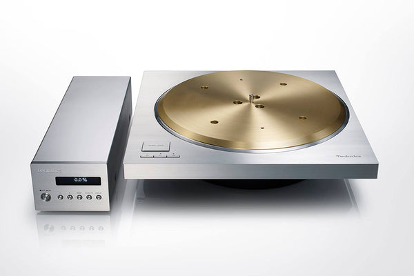Technics SP-10R turntable reissue