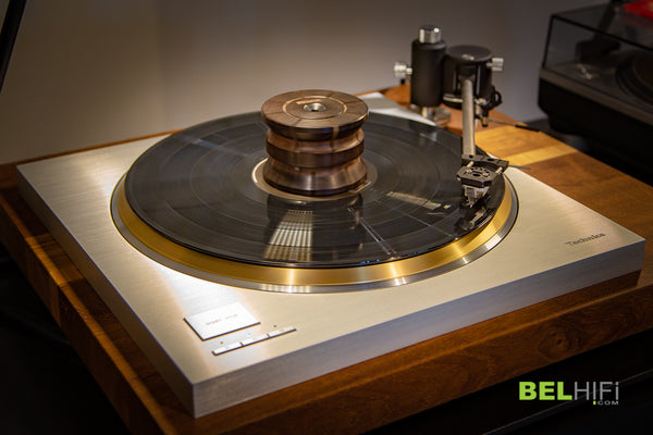Technics SP-10R at BELHiFi