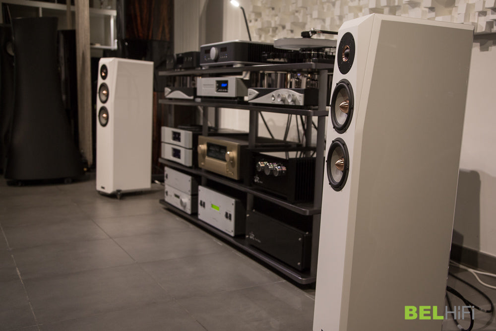 Joseph Audio Analog Domain BELHiFi