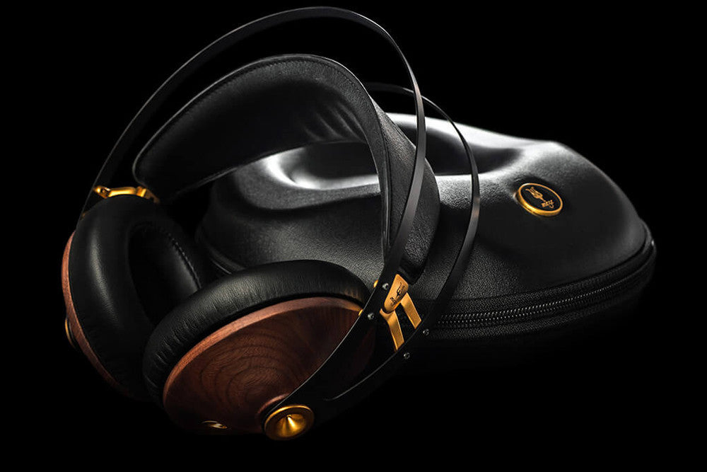 Meze Audio Classics 99 Walnut Gold