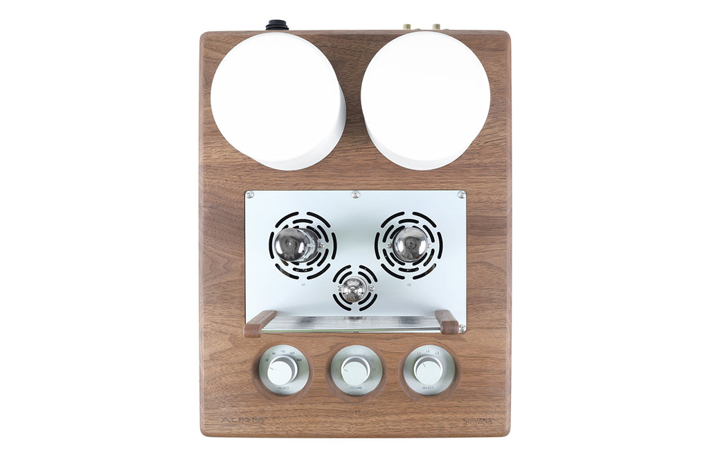Nirvana headphone amplifier