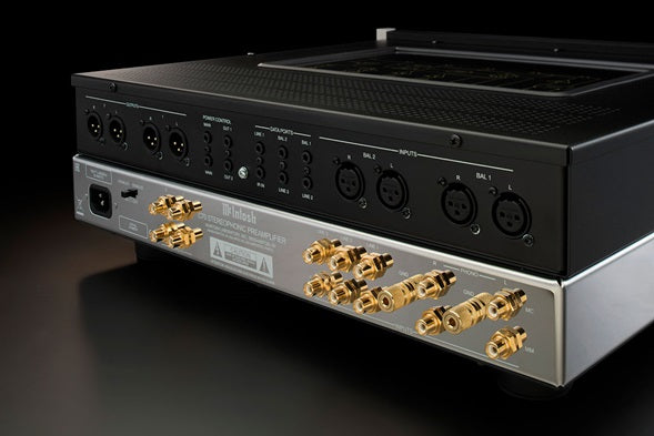 C70 tube preamplifier
