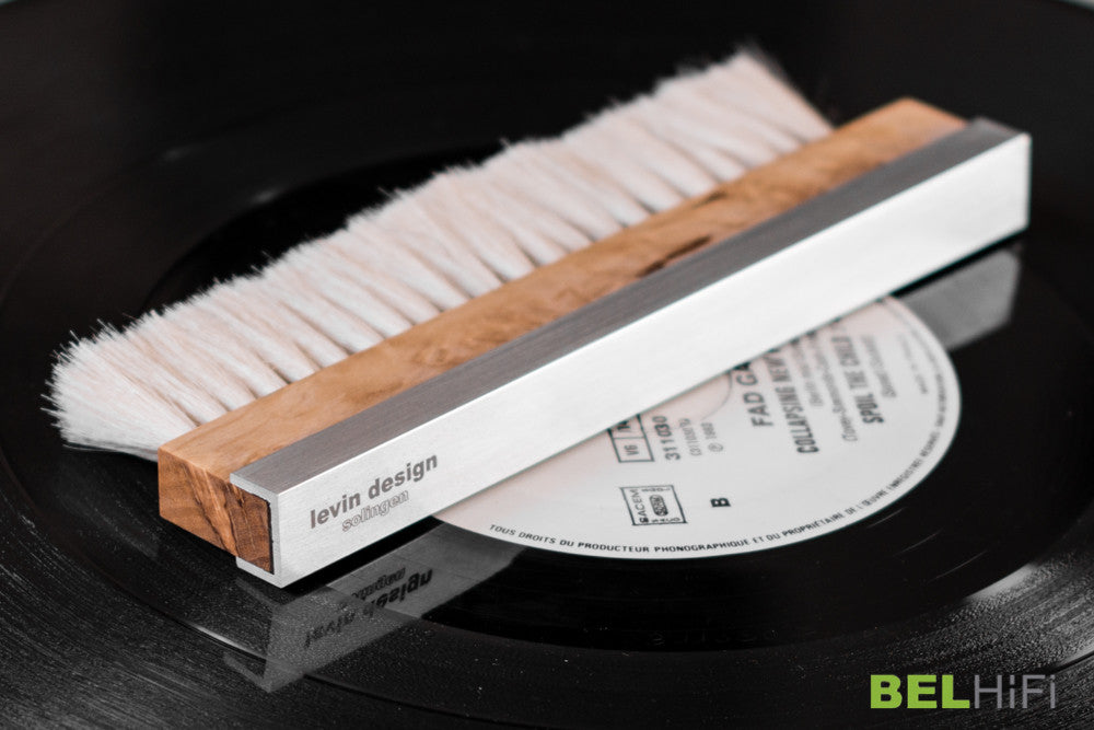 Karelian Maser Birch Cleaning Brush