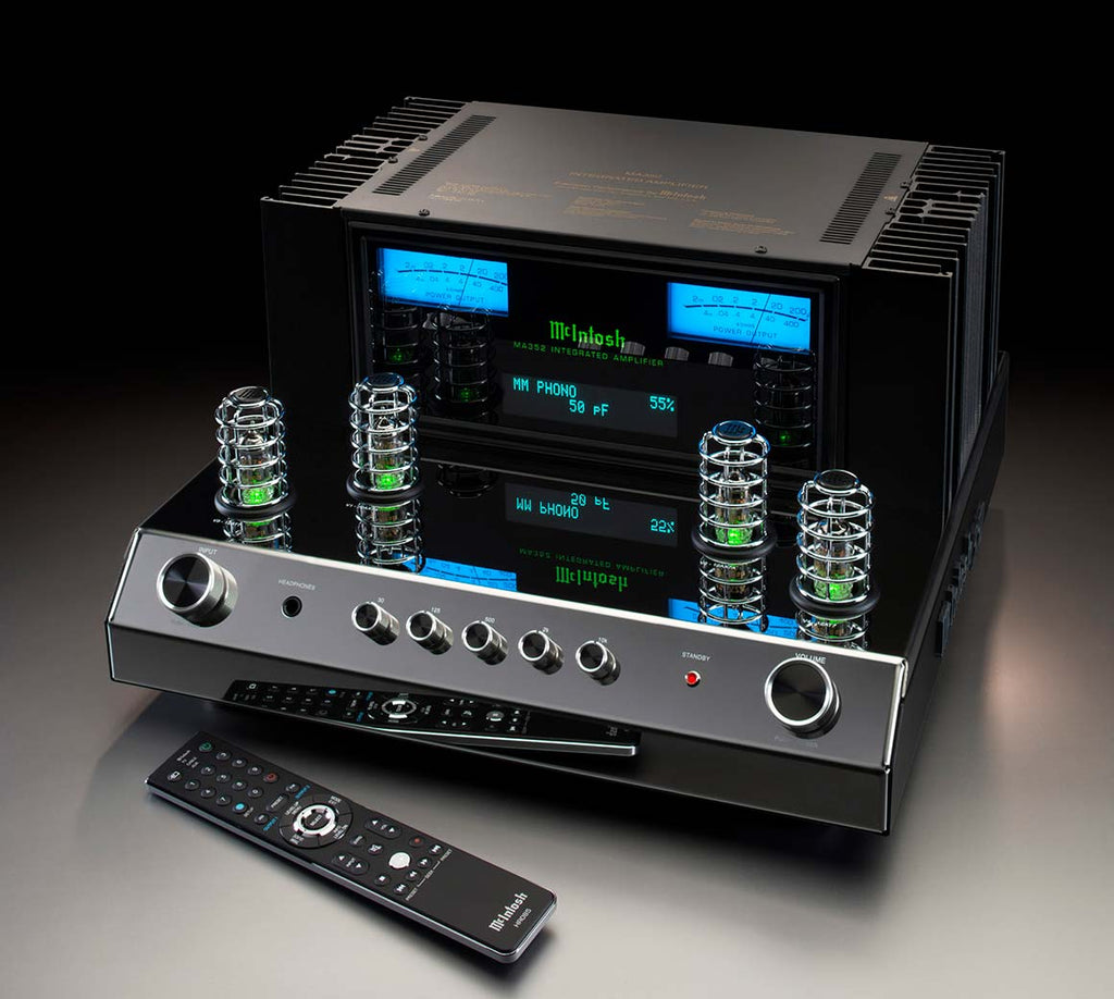 MA352 Hybrid integrated amplifier
