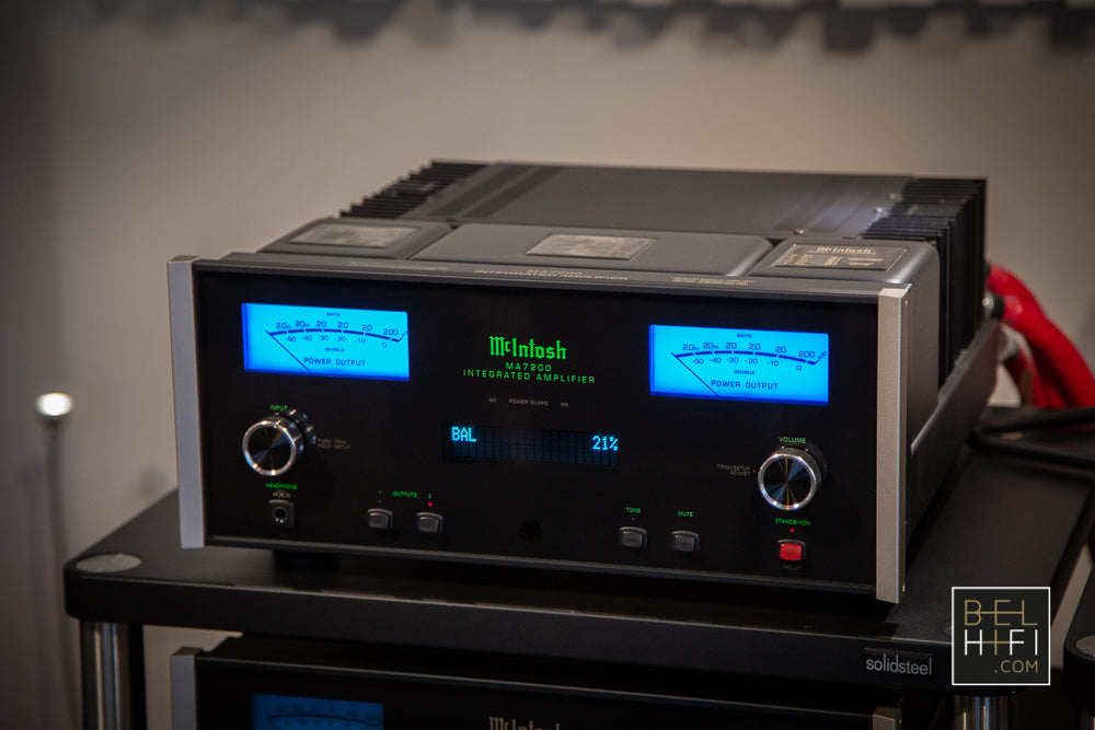 MA7200 Integrated amplifier