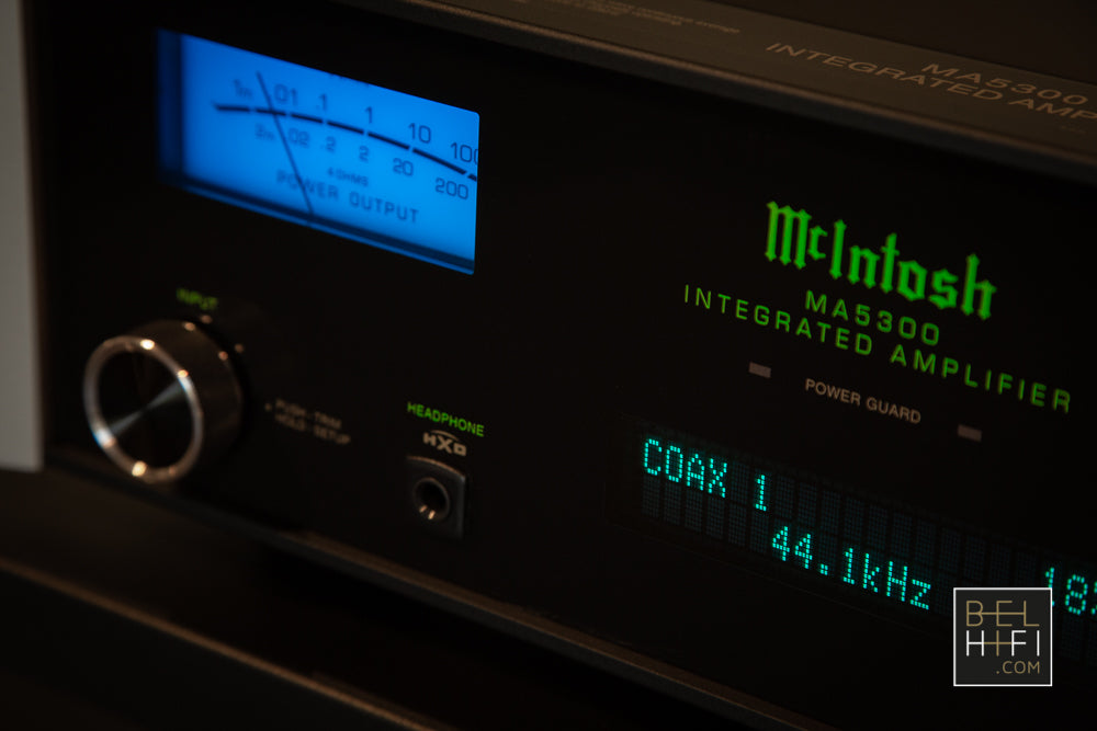 MA5300 Integrated Amplifier