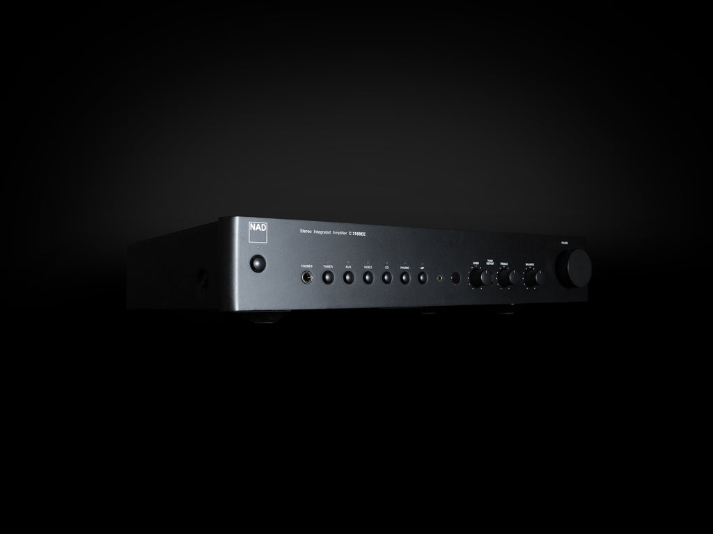 C 316BEE V2 integrated amplifier