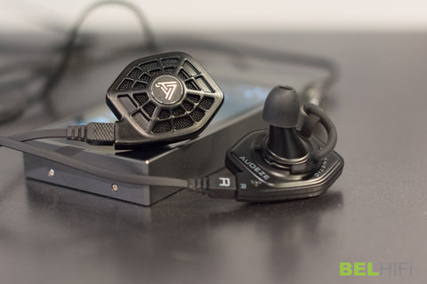 Audeze iSine20 In-ear Headphone ex.demo