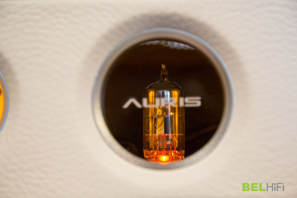 Auris DC-125 Power Amplifier