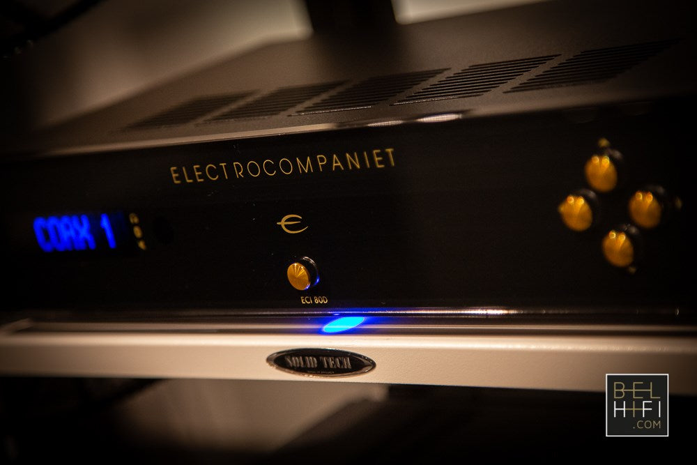 ECI-80D Integrated Amplifier