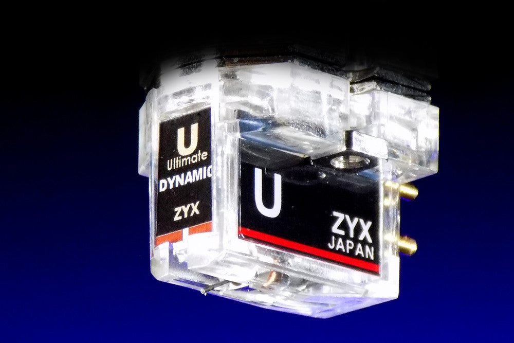Ultimate DYNAMIC Cartridge Silver Base