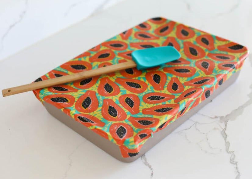 Meli Wraps Reusable Beeswax Wraps - Fall 2020 + Spring 2021 Collection! 9 Pack (3 Packs of 3)