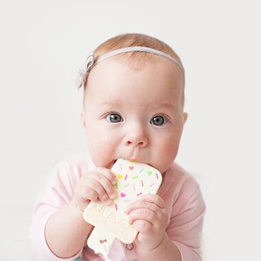 854cf077b1a6 Modern Silicone Teething Accessories for Kids and Babies – Glitter ...
