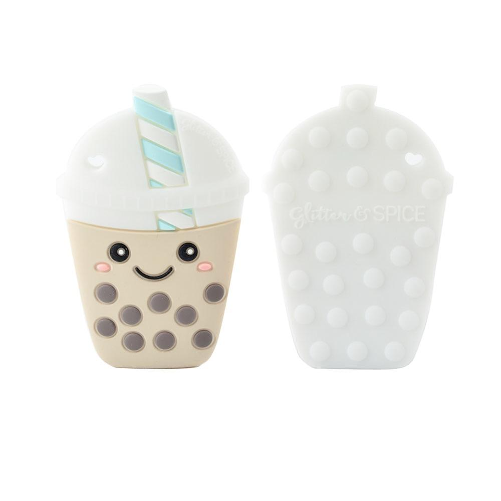 Bubble Tea Teether - Glitter & Spice Canada