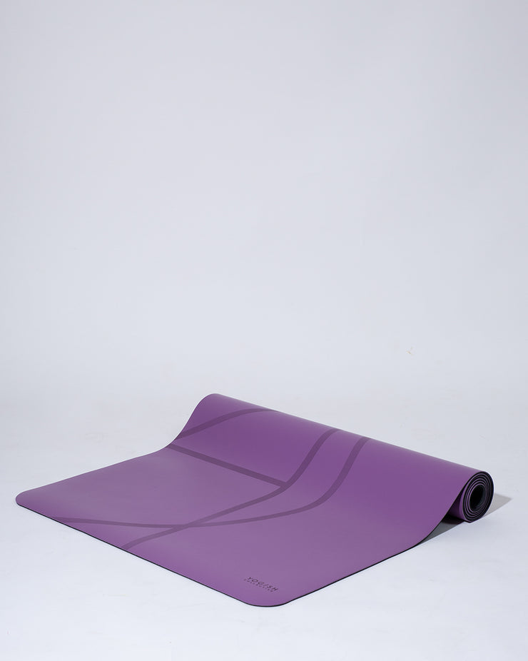 SUPER GRIP YOGA MAT - PURPLE