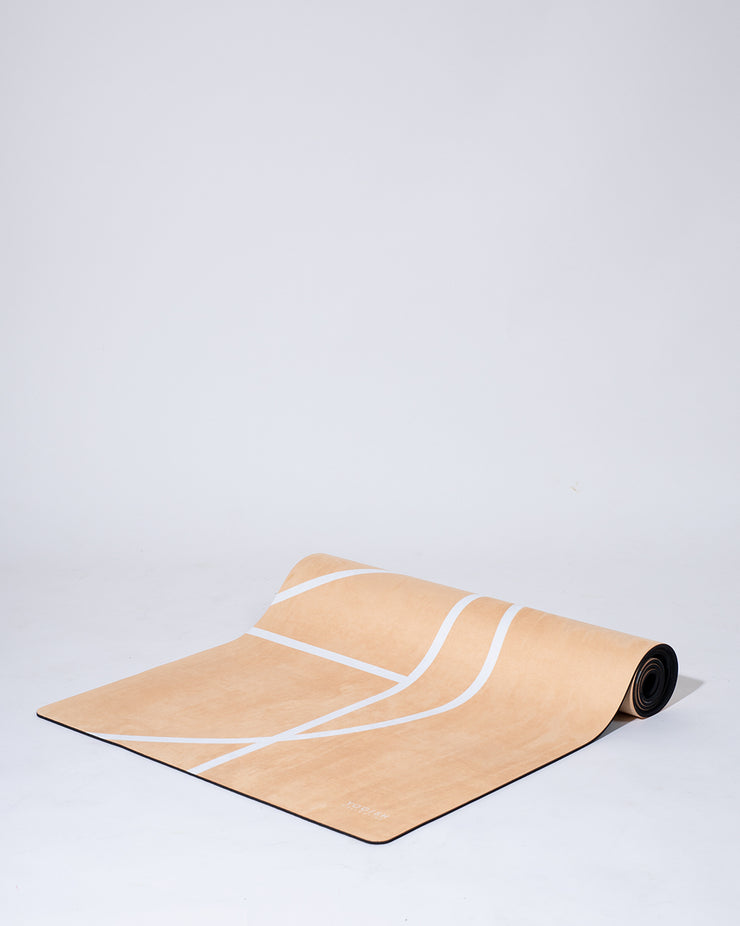 LUXE YOGA MAT - YELLOW