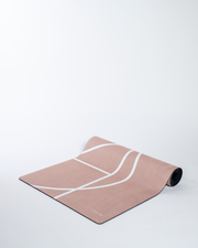 LUXE YOGA MAT - SAND