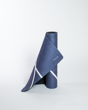 LUXE YOGA MAT - BLUEBERRY