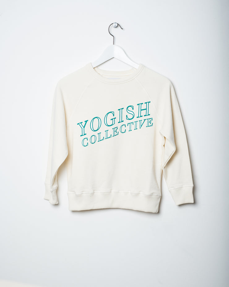 KIDS MIKA SWEATER - YOGISH COLLECTIVE