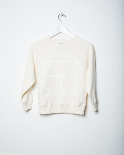 KIDS MIKA SWEATER - YOGISH SYMBOL