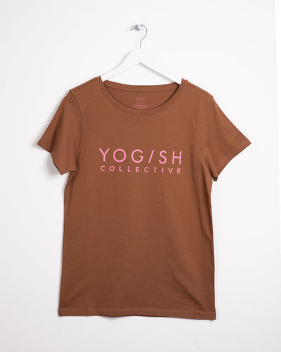 KIM UNISEX T-SHIRT - YOGISH COLLECTIVE