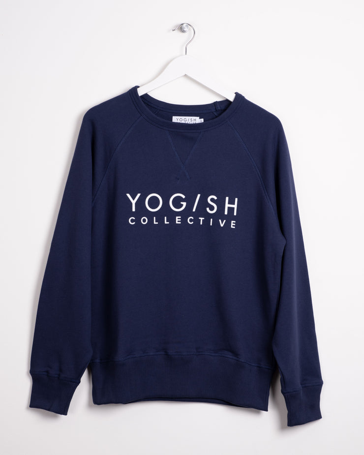 MIKA UNISEX SWEATER - YOGISH COLLECTIVE