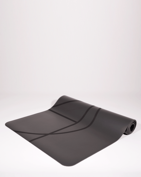 SUPER GRIP YOGA MAT - LIQUORICE