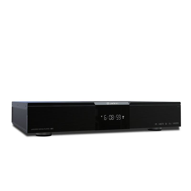 UHD2000 HIFI Media Player - ZIDOO
