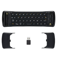 V9 Air Mouse With Wireless Keyboard - ZIDOO