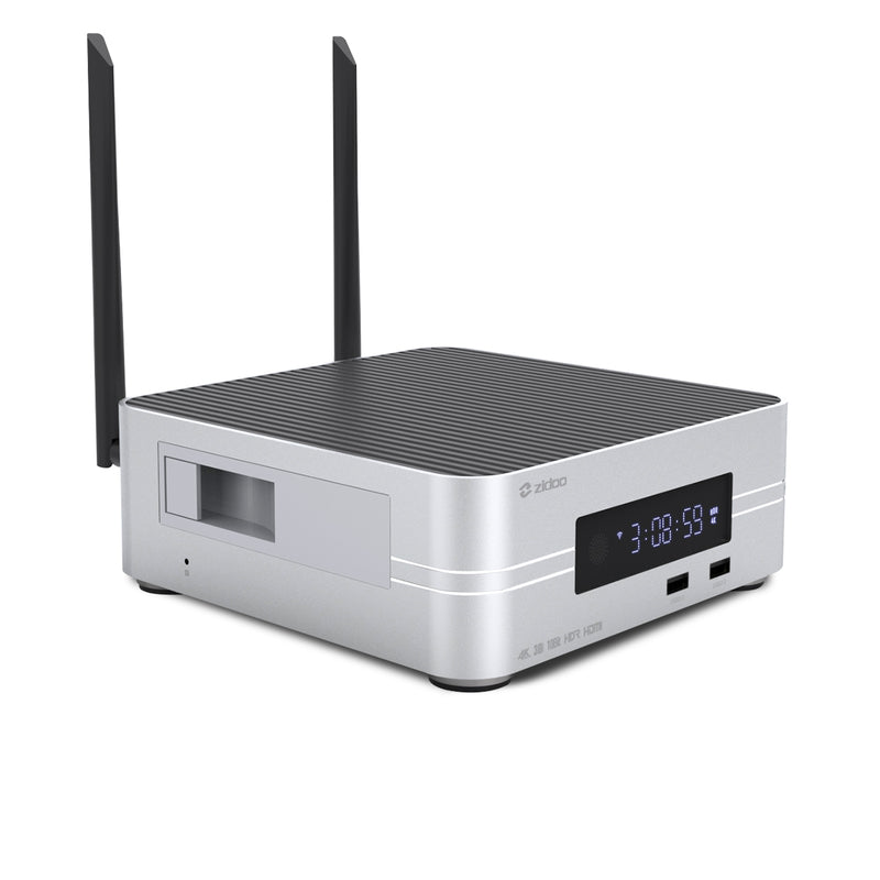 Z10 4K UHD Media Player - ZIDOO