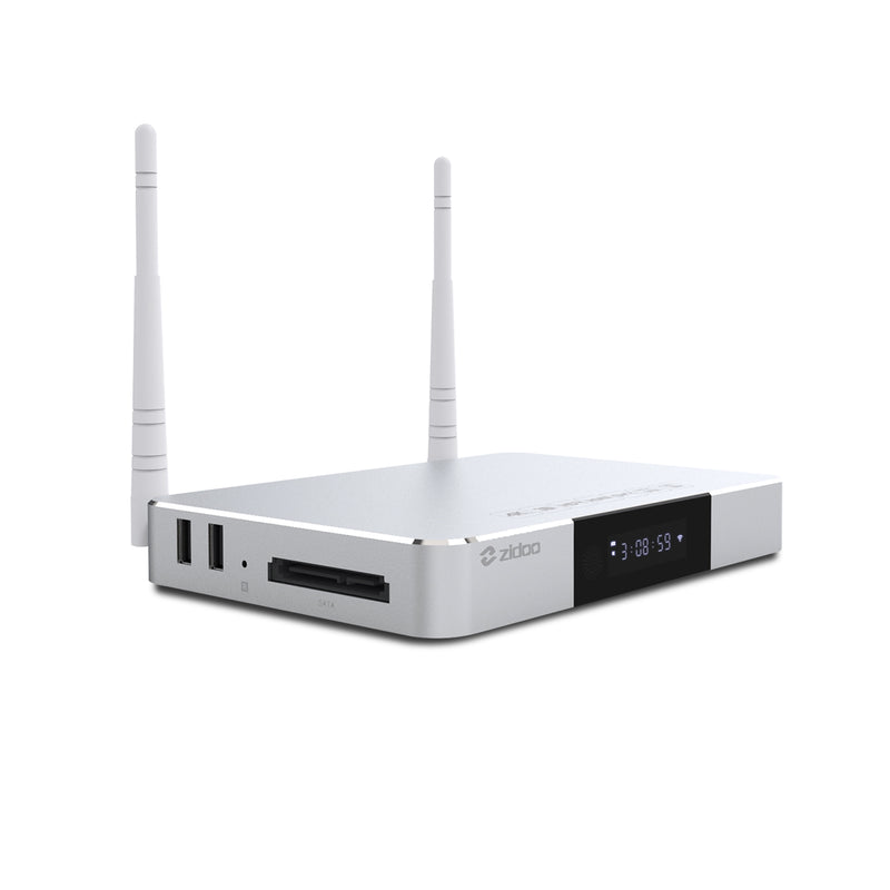Z9S  4K TV BOX - ZIDOO