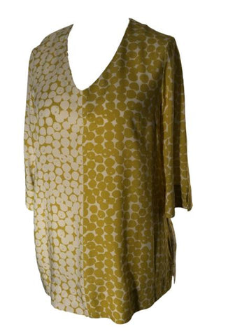 LAST ONE: Zanetti Blouse/Tunic - You Boutique