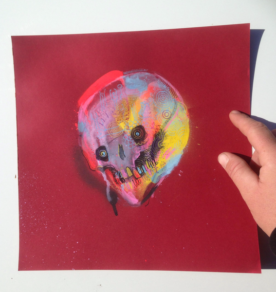 Fluorescent Incandescence 1