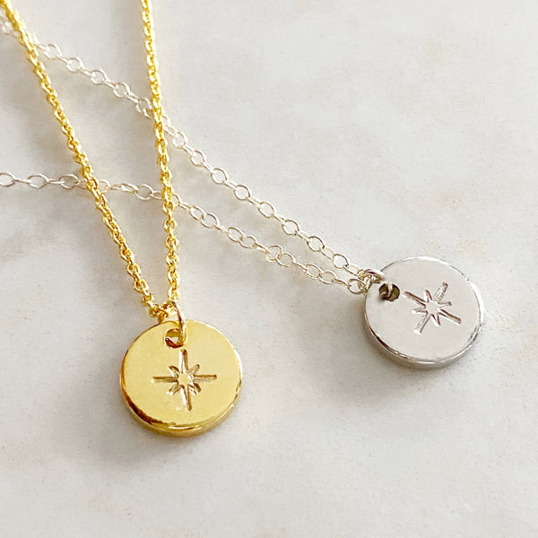 North Star Necklace