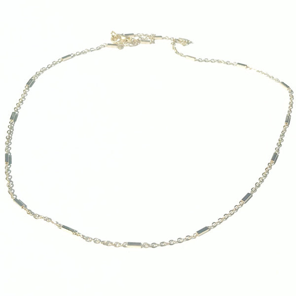 Bar Chain Choker