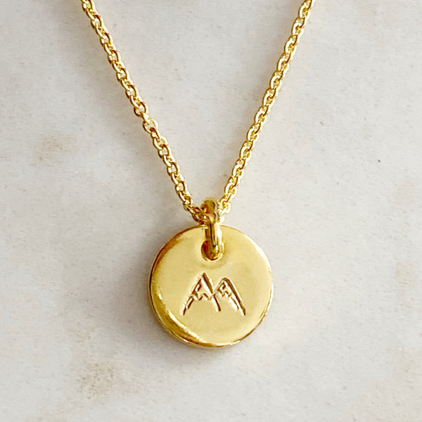 Mountain Girl Necklace