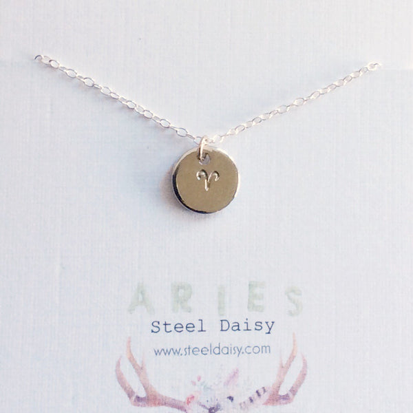 Aries Zodiac Necklace ♈️