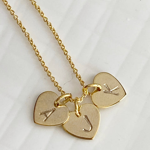 Love Charms Necklace