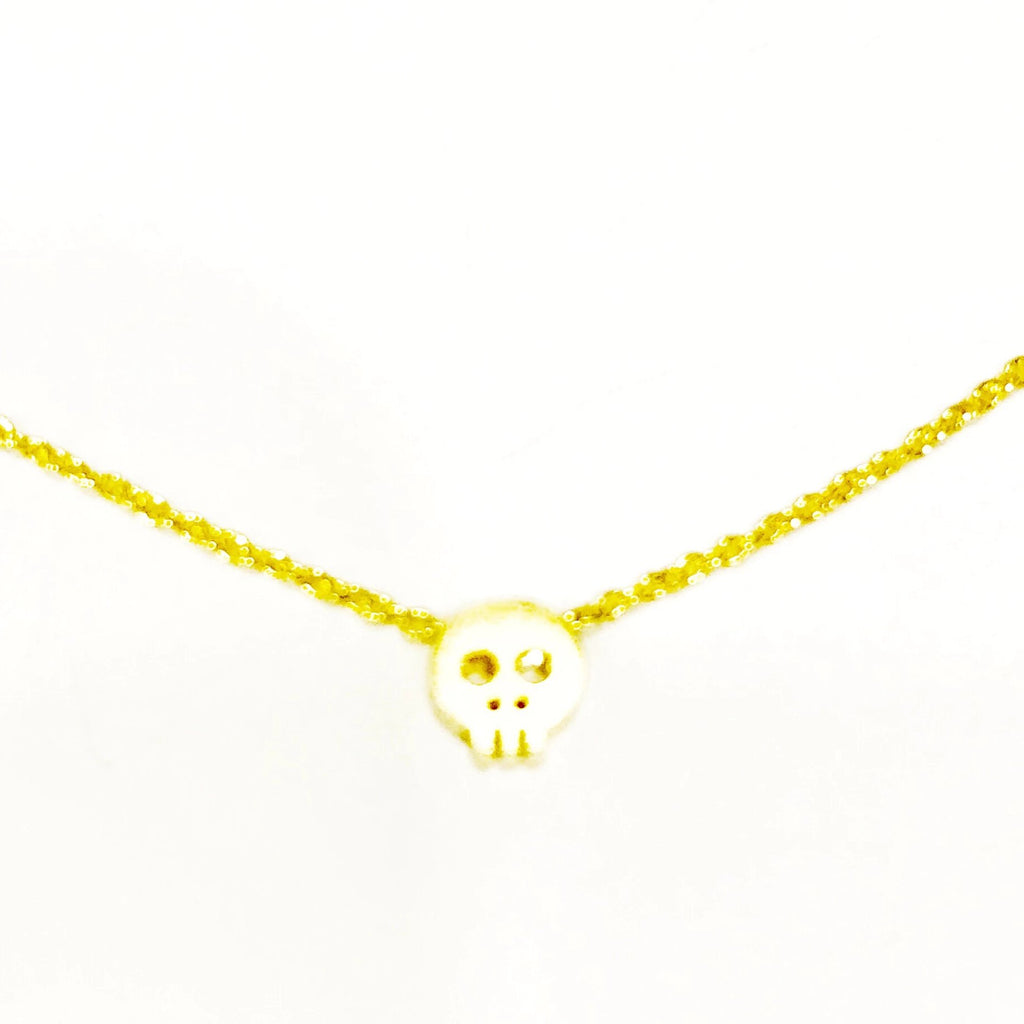 Little skull choker
