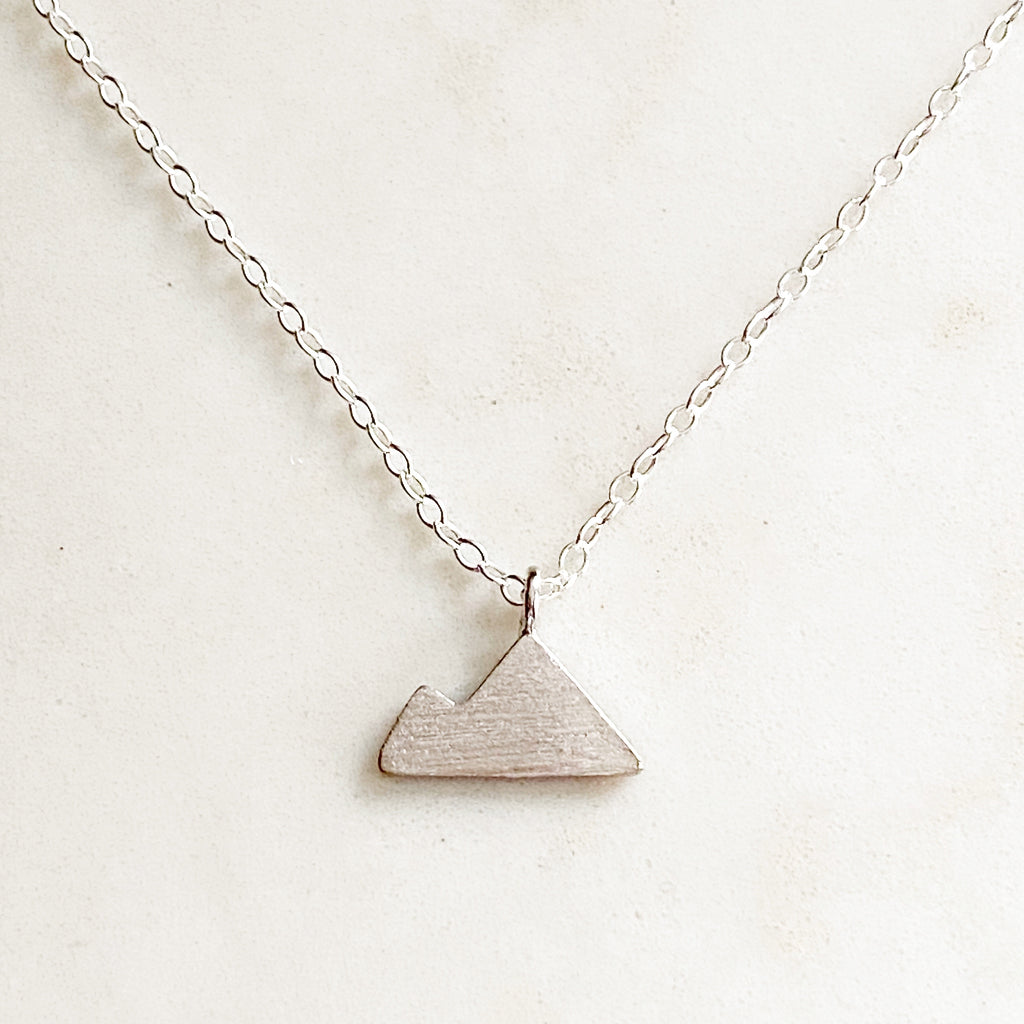 Mountain Necklace