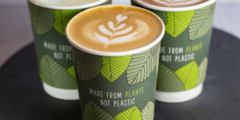 Vegware – packaging made from plants, not plastic