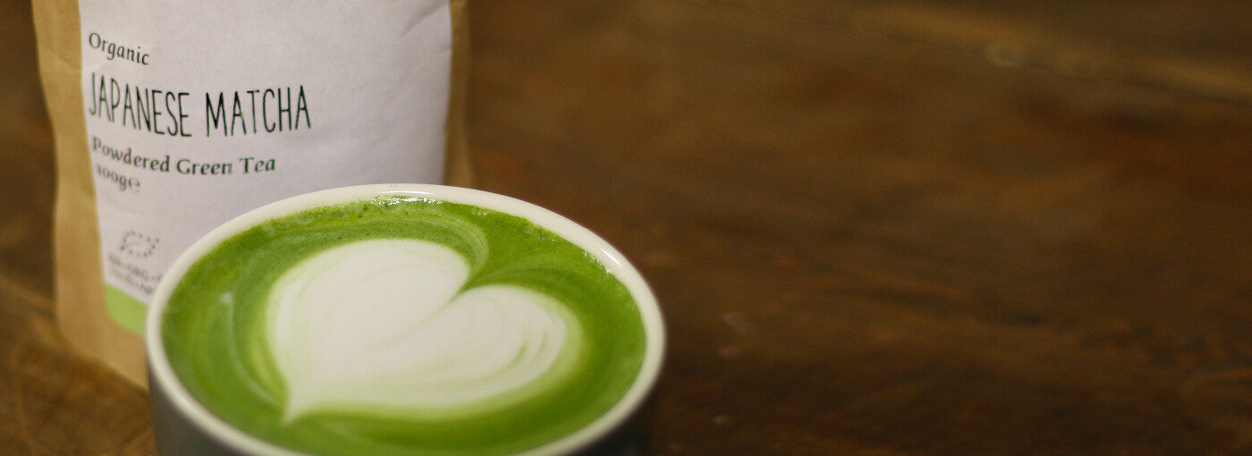 Organic Japanese Matcha, just a fad or is it here to stay?