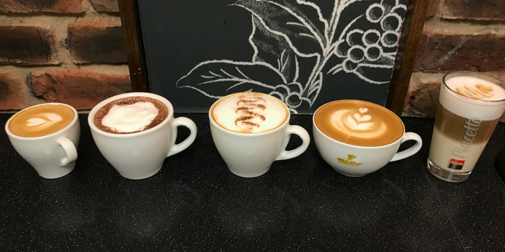 Kirsty's Barista Journey: Week 12