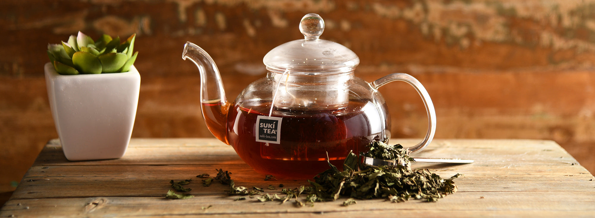 5 Teas under £5 to wake you up, cool you down and chill you out
