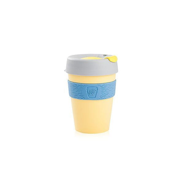 KeepCup Reusable Coffee Cup - Yellow (12oz)