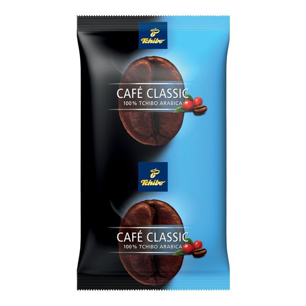 Tchibo Café Classic Mild Ground Coffee (80x60g Bags)
